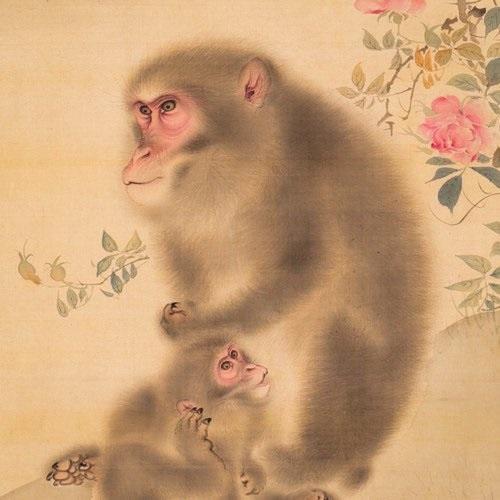 江戸絵画から日本人の根底にある心を観る