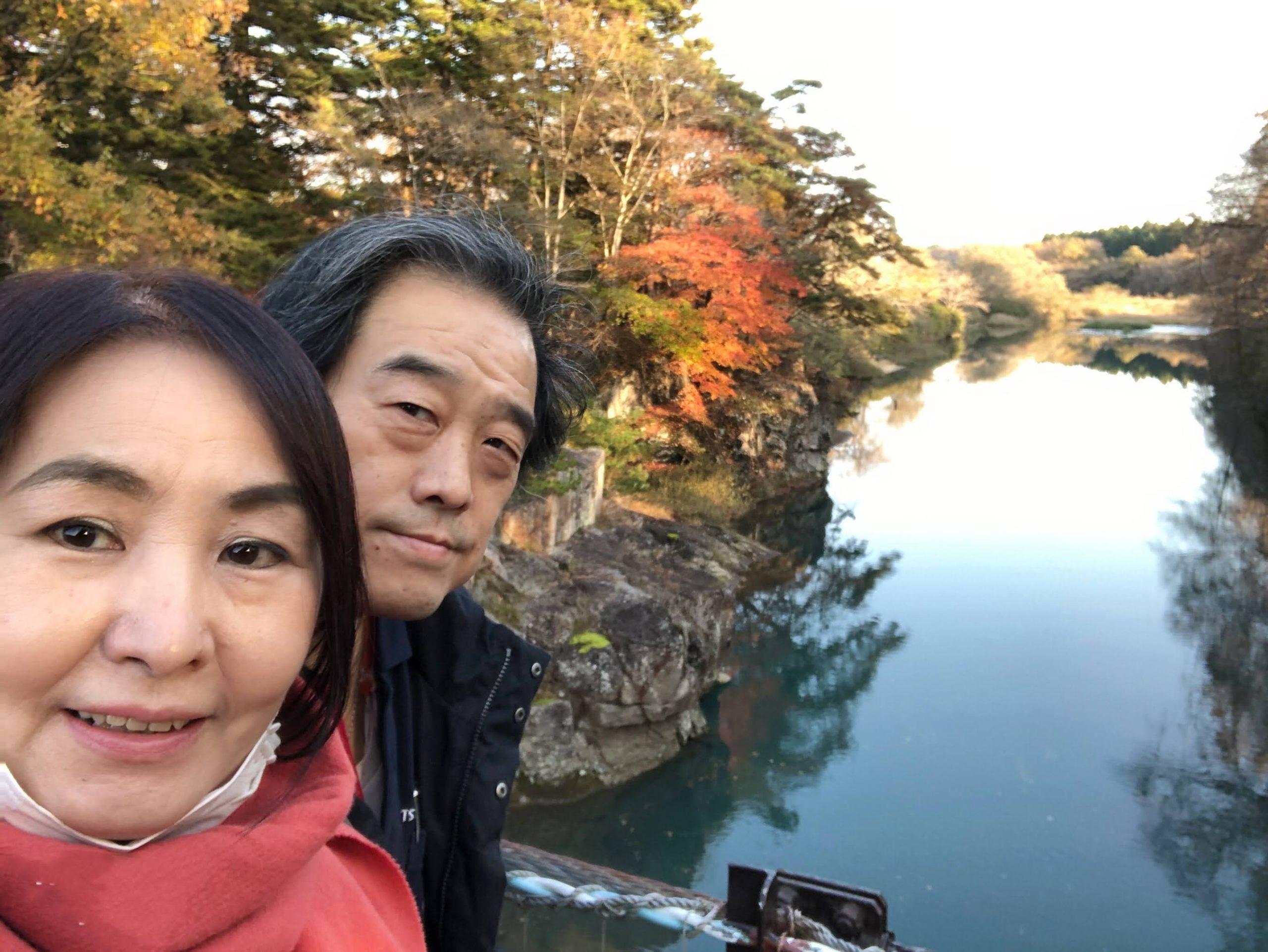 【岩手・花巻他】温泉&夫婦ドタバタ旅1日目